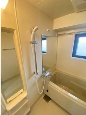 【浴室】キャニスコート上新庄