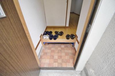 【玄関】長澤様貸家