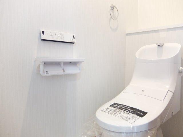 同仕様:トイレ施工プラン(プランにより実際とは異なります)