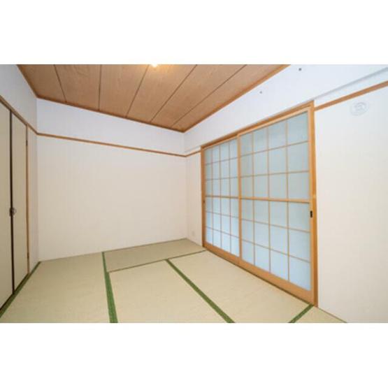 ゆったりとくつろげる和室です※写真は同タイプ住戸です。