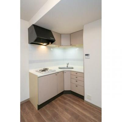 キッチンです※写真は同タイプ住戸です。