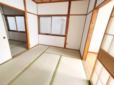 【寝室】吉元文化