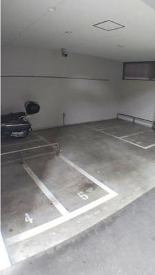 【駐車場】グレイスポート難波