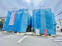 新築 柳島 1丁目 閑静な住宅分譲地の画像