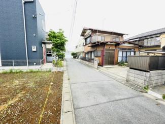 千葉市若葉区桜木 土地 桜木駅  前面道路4m 水道引き込みあり