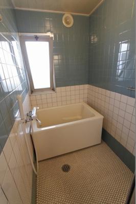 【浴室】第2ビューハイツ