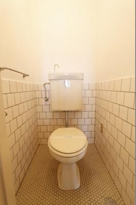 【トイレ】第2ビューハイツ
