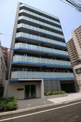 「阪東橋」駅より徒歩5分の分譲賃貸マンションです