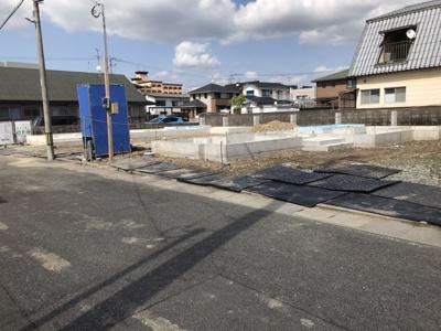 【前面道路含む現地写真】飯塚市片島3丁目