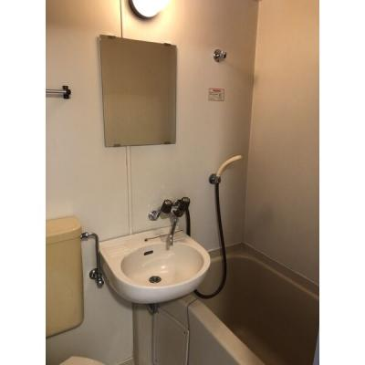 【浴室】パラシオン彩