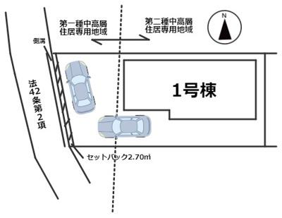 【区画図】姫路市網干区垣内南町