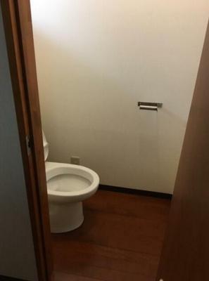 【トイレ】ケーハイツ