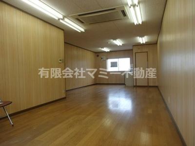 【内装】笹川5丁目店舗M