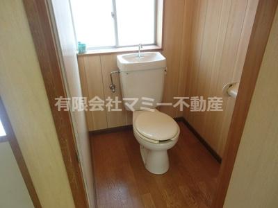 【トイレ】笹川5丁目店舗M