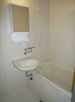 【浴室】ファミリーコーポ笈川A