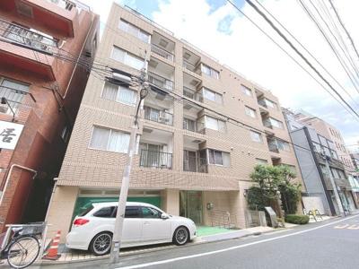 【外観】デュオ・スカーラ西新宿
