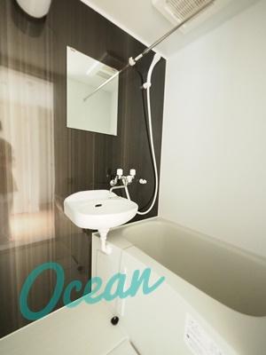 【浴室】グランパイン小岩