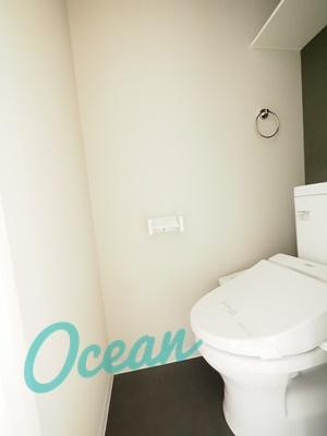 【トイレ】グランパイン小岩