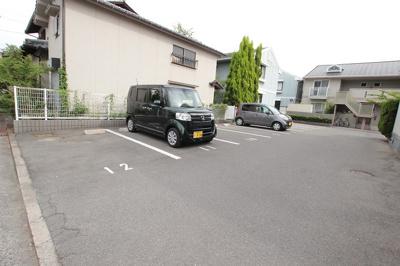 【駐車場】トゥインクル小田 B棟