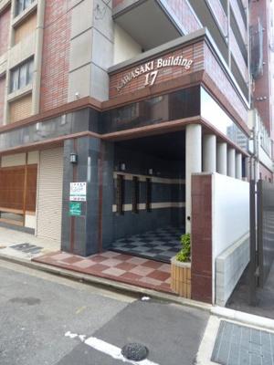 【エントランス】第17川崎ビル(ダイ17カワサキビル)