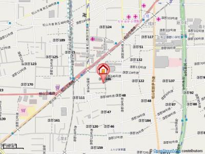 【地図】プリムローズ酒井