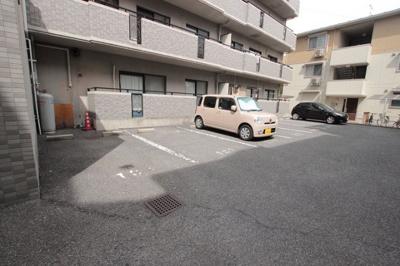 【駐車場】アンジェ祇園