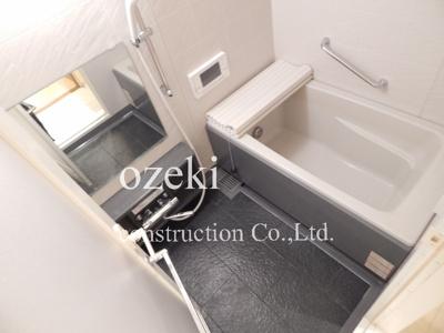 【浴室】チュリス越谷