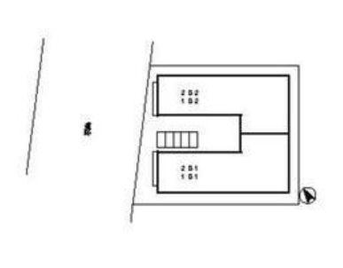 【区画図】メゾン・アカツキ
