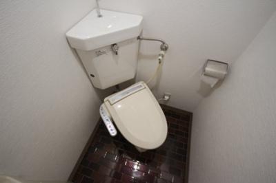 【トイレ】甲南東灘ハイム