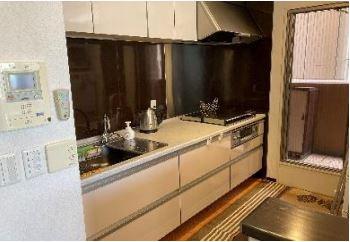 【キッチン】サンメゾン心斎橋セレブリテ