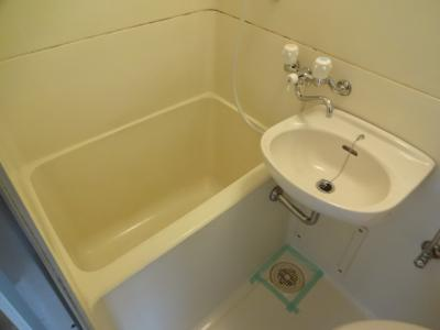 【浴室】佐鳴台テニスビレッジ