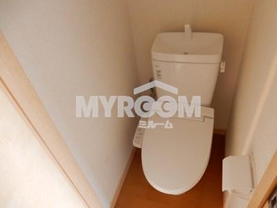 温水洗浄機能付トイレ★(同一仕様写真)
