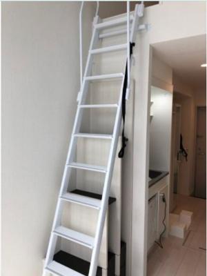 階段収納(同一仕様写真)
