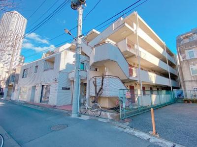 【外観】西新宿第二ローヤルコーポ