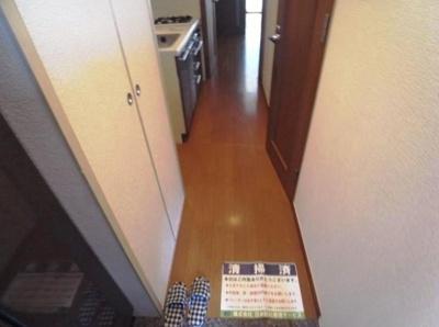 【玄関】東急ドエル・アルス浅草アクトタワー