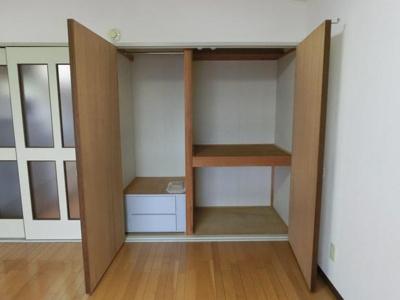 ※イメージ ちょっとした収納スペースも充実しています