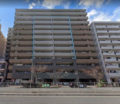 【外観】クレストフォルム浅草グランステージ 7階 リ ノベーション済 角 部屋