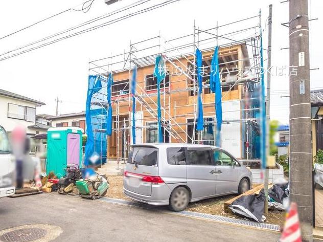 【外観】牛久市南第22 新築戸建