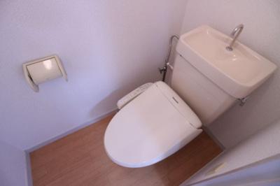 【トイレ】リッツ高丸