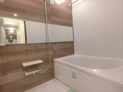 【浴室】コーポ平沼