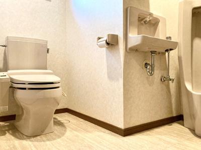 【トイレ】国分戸建