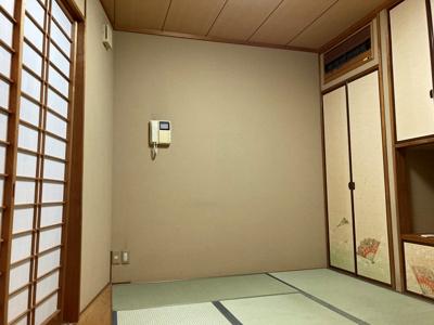 【寝室】国分戸建