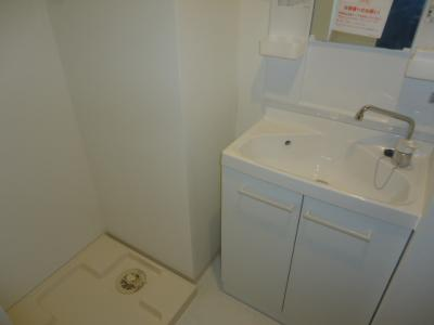 【独立洗面台】ライジングプレイス押上三番館
