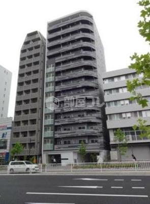 【外観】AXAS東新宿アジールコート