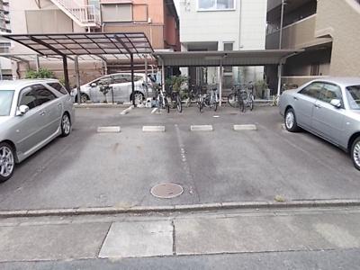 【駐車場】レージュ城西