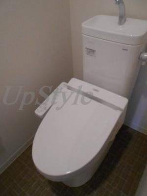 【トイレ】プランドールⅡ