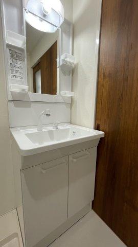 【独立洗面台】スコーレ第2西新