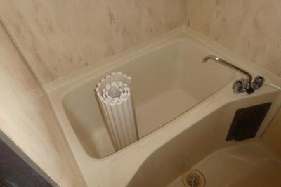 【浴室】プレジール難波A