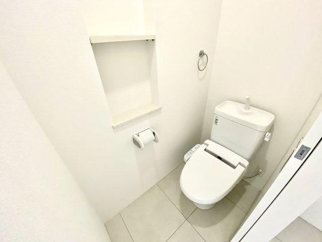温水洗浄暖房便座付