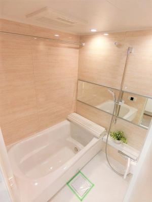 【浴室】ビックヴァンベイフロント横浜701